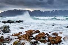 Kleiva - utsikt mot Otrøya