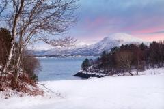 Vinterlandskap - Eikrem - Grindvika -1