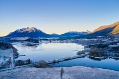 Eide - Svanviken - Frost