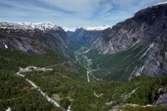 Eikesdalen - Aursjøvegen