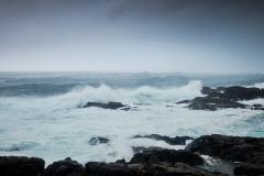 Storm - Farstad -  Nordneset Fyr