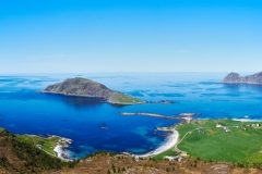 Kvamsøya  - Nonstind Panorama