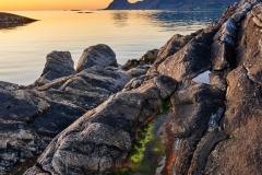 Kvamsøya - Sandsøya