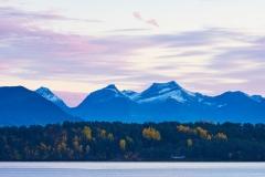 Molde - utsikt mot Hjertøya