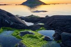 Kvamsøya - Riste