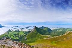 Engeløya - Prestkona panorama