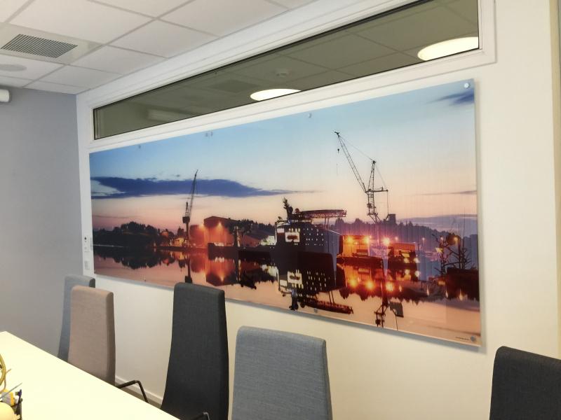 Sparebank 1 - Utsmykking kontorlokaler