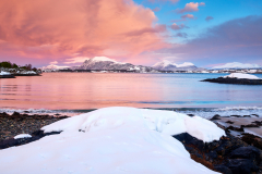 Vinterlandskap - Eikrem - Grindvika -3
