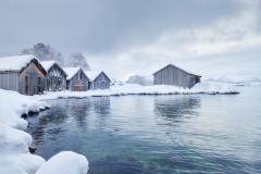 Vinterlandskap - Eikrem -3