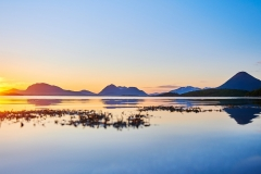 Morgenstund i Kaltrøa