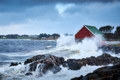 Ruskevær - Røssøyvågen