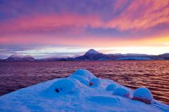 Vintermorgen - Boktinj - Jendemsfjellet