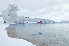 Vinterlandskap - Eikrem -6
