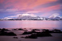 Vinterlandskap - Eikrem - Grindvika -4