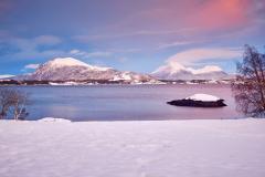 Vinterlandskap - Eikrem - Grindvika -2