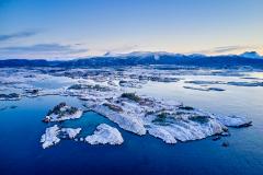Lysøya -  Averøya - Drone