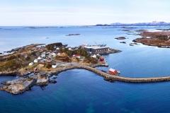 Rindarøya - Drone Panorama