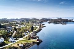 Droneofoto- Røssøyvågen