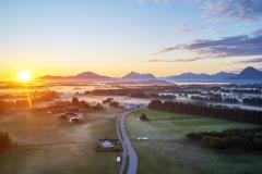 Nyjord - Dronefoto