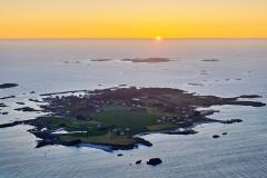 Sandøya - Flyfoto 4