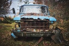 Forfall - bil