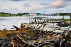 Båt Forfall -Nautneset