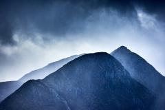 Mørke Otrøyfjell