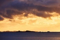 Ona - Flesa - Sett fra Røssøyvågen