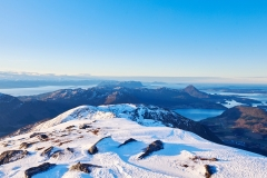 Utsikt fra Urdfjellet