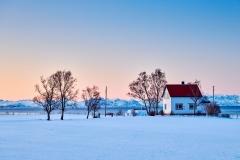 Vinterhus - Bø - Engeløya