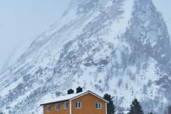 Huset og Fjellet