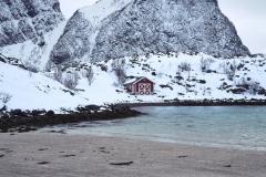 Sandvika- Engeløya