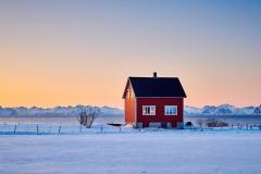 Vinterhuset på Engeløya