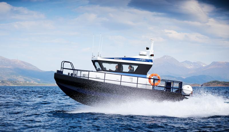 Hukkelberg Boats - Lerøy - Foto/video
