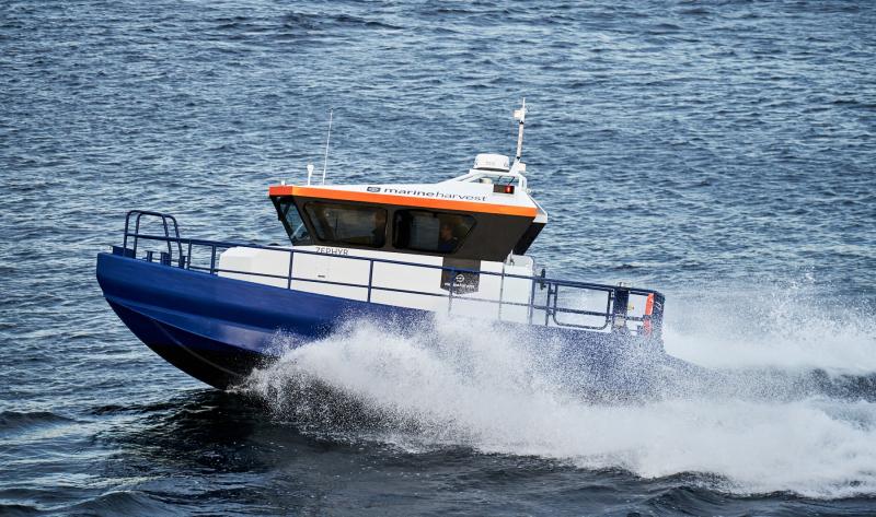 Hukkelberg Boats - Mowi - Foto/video