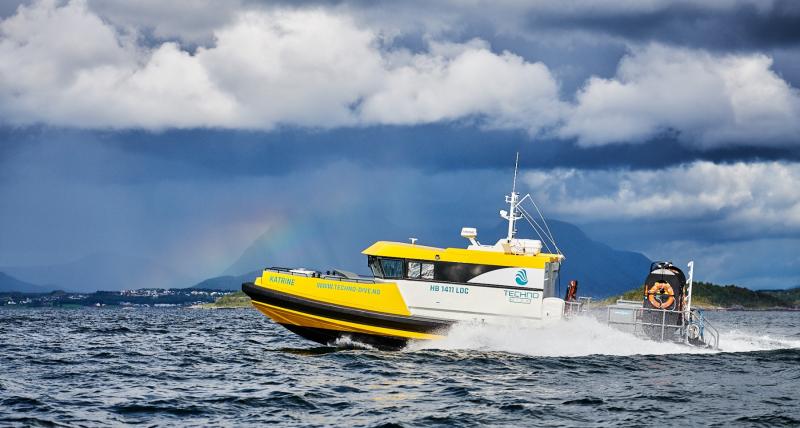 Hukkelberg Boats - Technodive - Foto/video